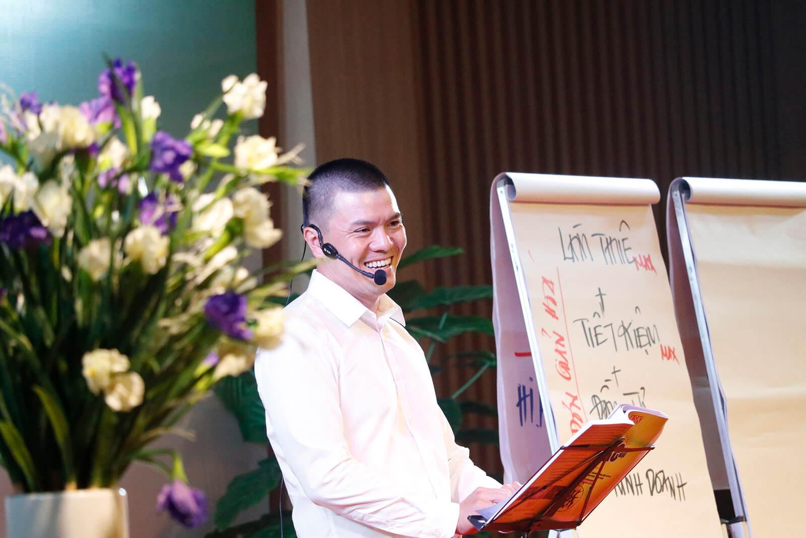 Hình ảnh khóa học Wake Up 17,18/09/2016 tại Hà Nội