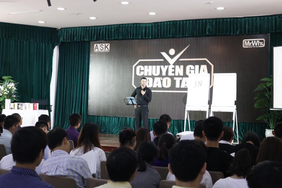"""Những hình ảnh khóa học """"Chuyên gia đào tạo"""" Hà Nội Ngày 22-25/09/2016"""
