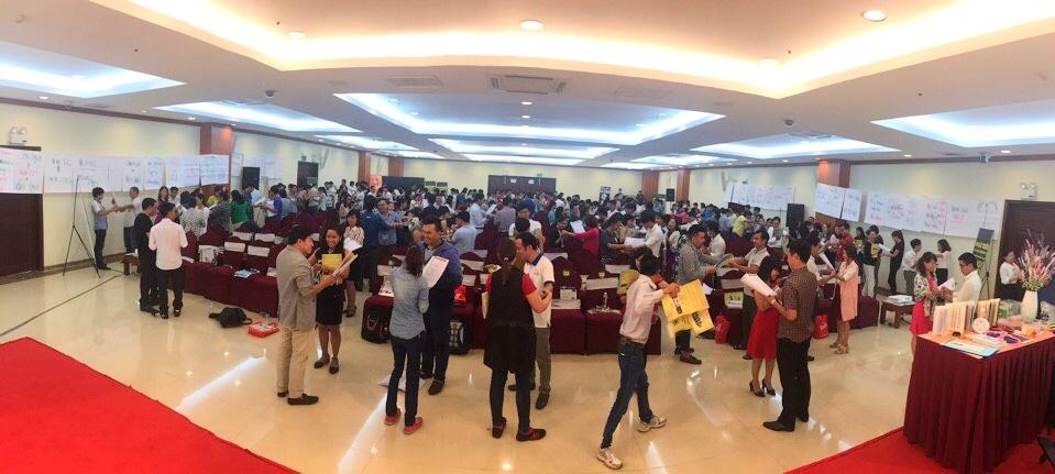 Hình ảnh WAKE UP ngày 01- 02/10/2016 T.P Hồ Chí Minh