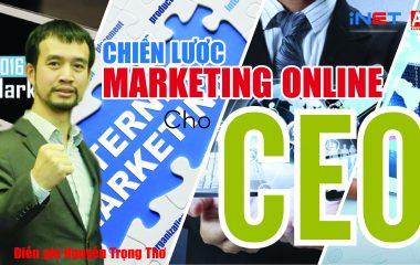 KHÓA HỌC MARKETING ONLINE CHO CEO