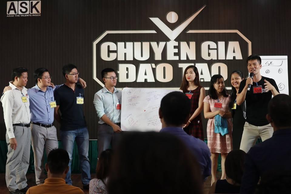 Thông báo địa điểm tổ chức Chuyên gia Đào tạo tại Hà Nội