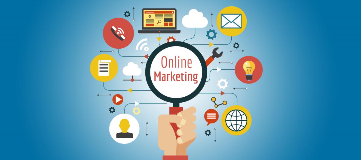 Thông báo địa điểm tổ chức khóa học Online Marketing Hồ Chí Minh
