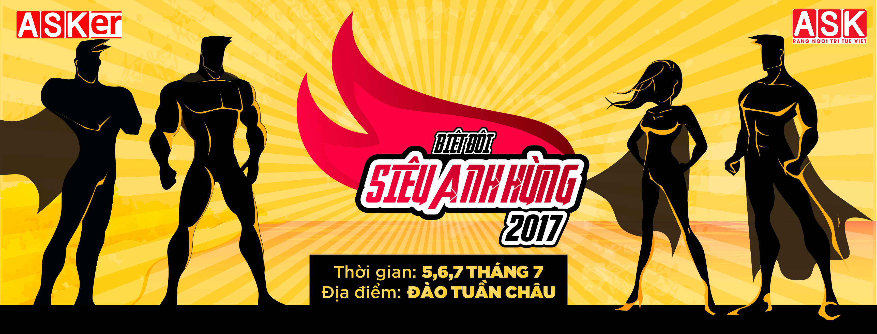 """MID YEAR GATHERING 2017 – """"BIỆT ĐỘI SIÊU ANH HÙNG"""" – SỰ KIỆN ĐƯỢC MONG ĐỢI NHẤT HÈ 2017"""