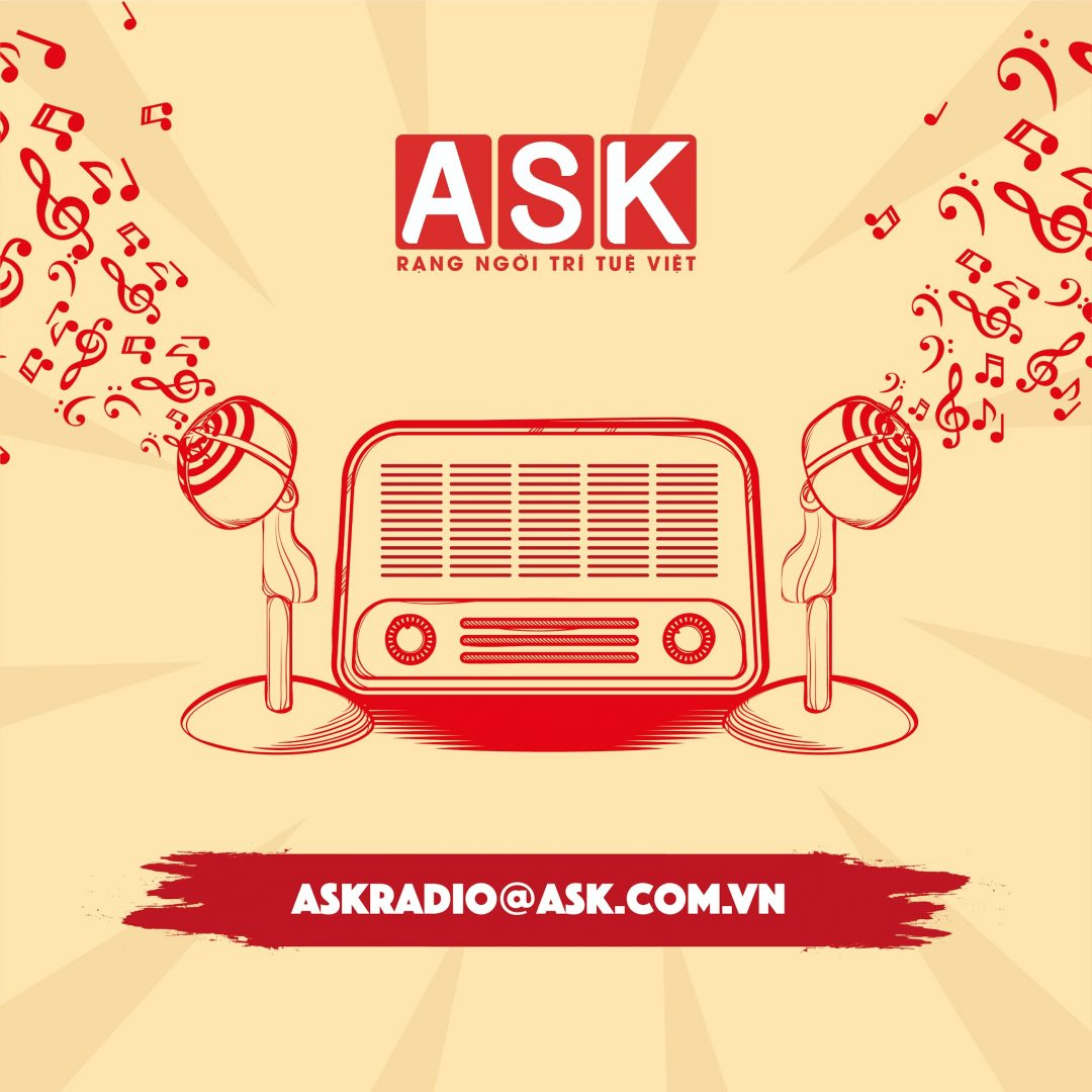 ASK RADIO 007 – GỬI LỜI YÊU – NGUYỄN NGUYỆT ÁNH