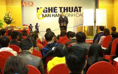 Thông báo địa điểm buổi offline Bán Hàng Đỉnh Cao HCM T7