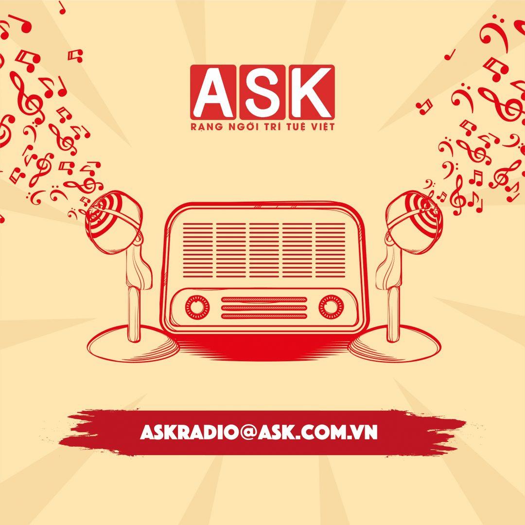 ASK RADIO 005 – GỬI LỜI YÊU – PHẠM CÔNG HUẤN