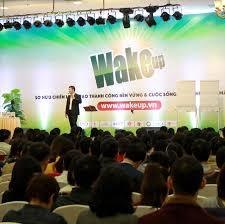 V/v THÔNG BÁO ĐỊA ĐIỂM TỔ CHỨC KHÓA HỌC WAKE UP THÁNG 04/2019