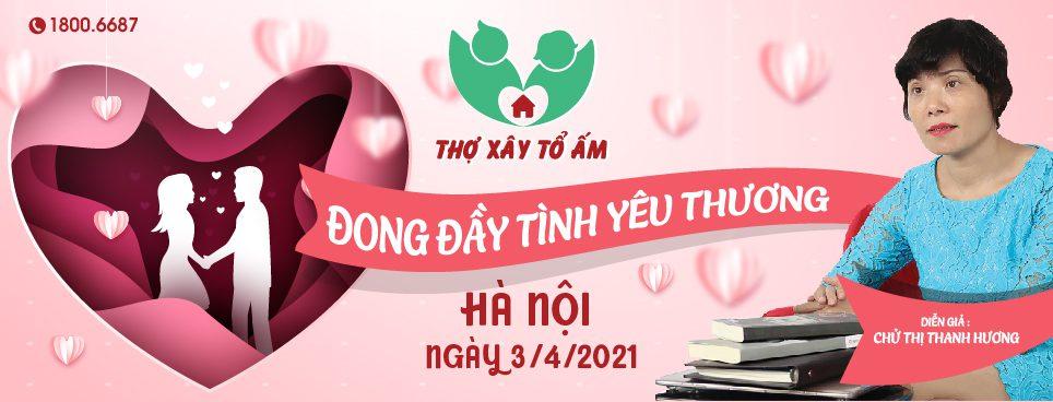 THỢ XÂY TỔ ẤM HN T4.2021